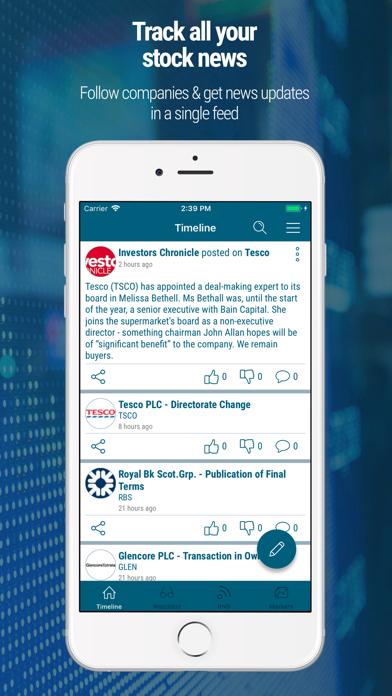 Vox Markets screenshot one