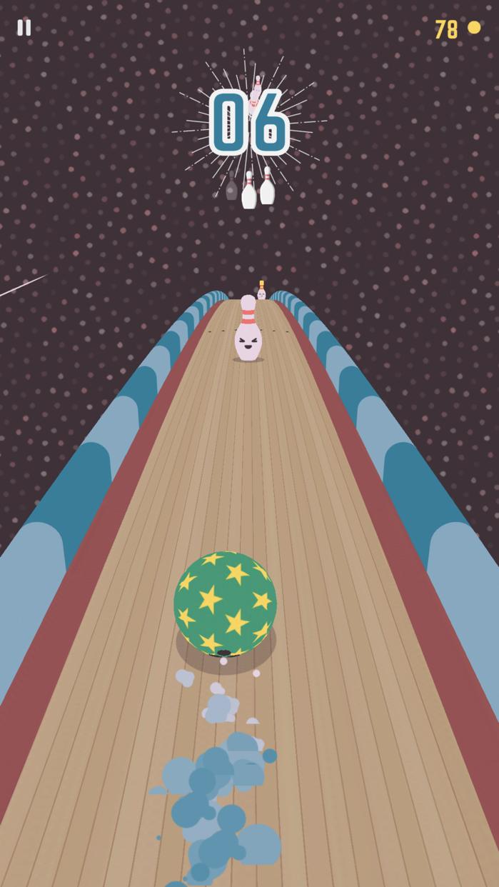 Kingpin Bowling Screenshot