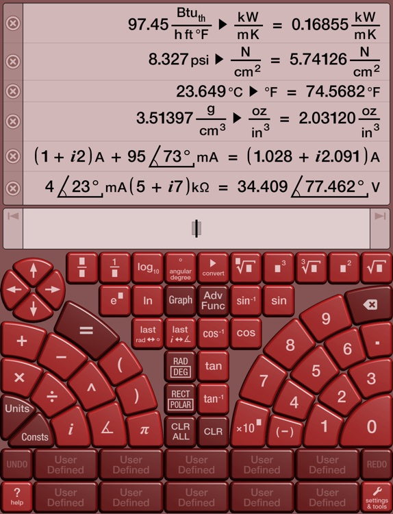 Numerari Scientific Calculator screenshot-3