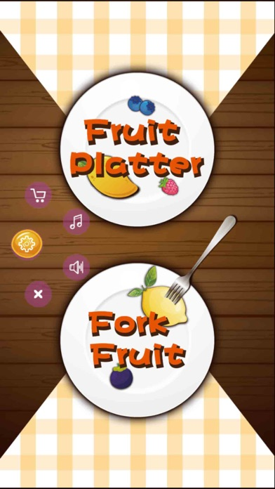 Fork Fruit Rotate Frontier Screenshot on iOS