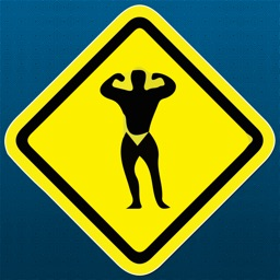 Shocking Gym Stickers