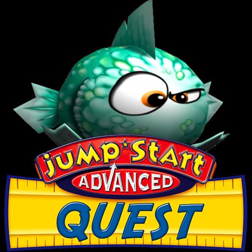 JumpStart Advanced K-2 Lost Island Quest