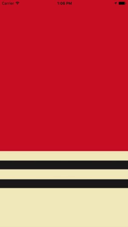 Blackhawks Bars Official List