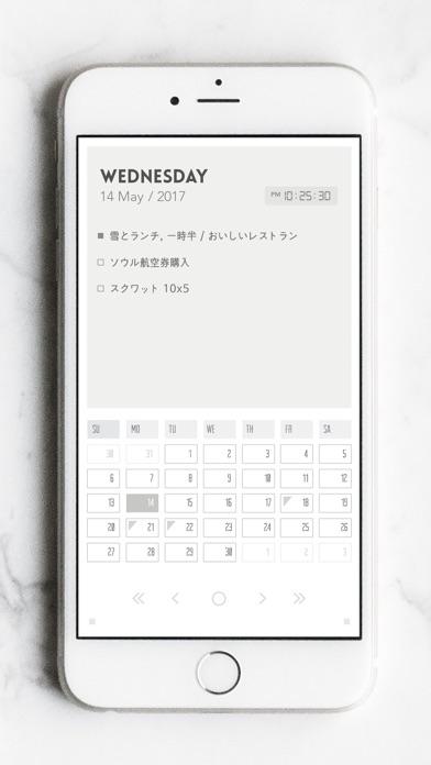 Flink - Calendar Note screenshot1