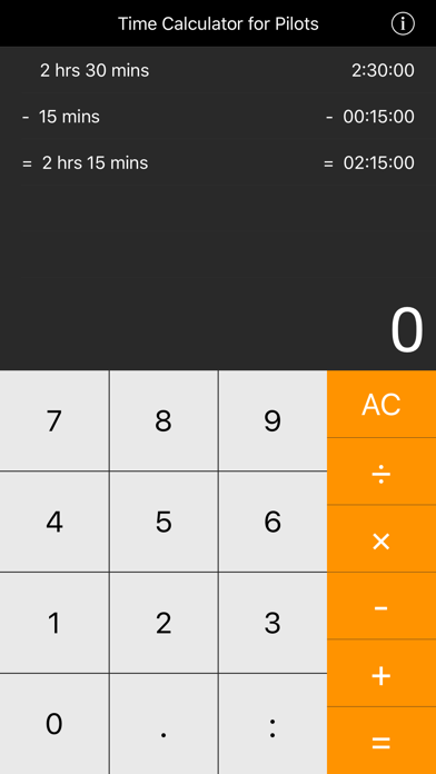 Time Calculator For Pilots | App Price Drops