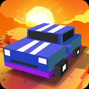 公路卡丁车:小汽车单机游戏
