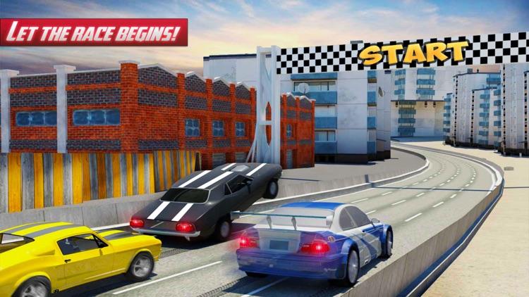 Muscle Car Street Racing Rival