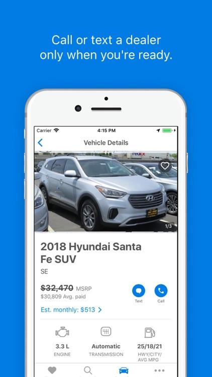 Edmunds - Shop Cars For Sale screenshot-5