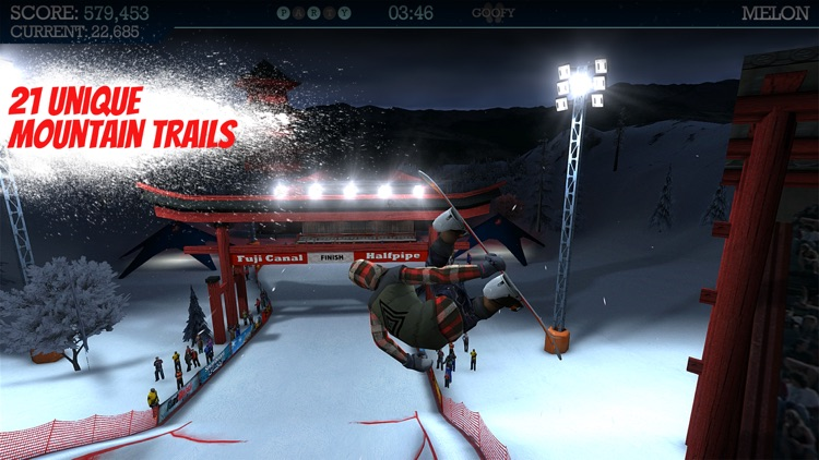 Snowboard Party screenshot-0