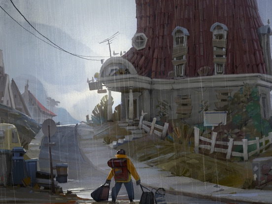 Screenshot #5 for Old Man's Journey