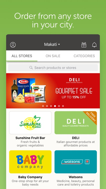 MetroMart: #1 Grocery Delivery