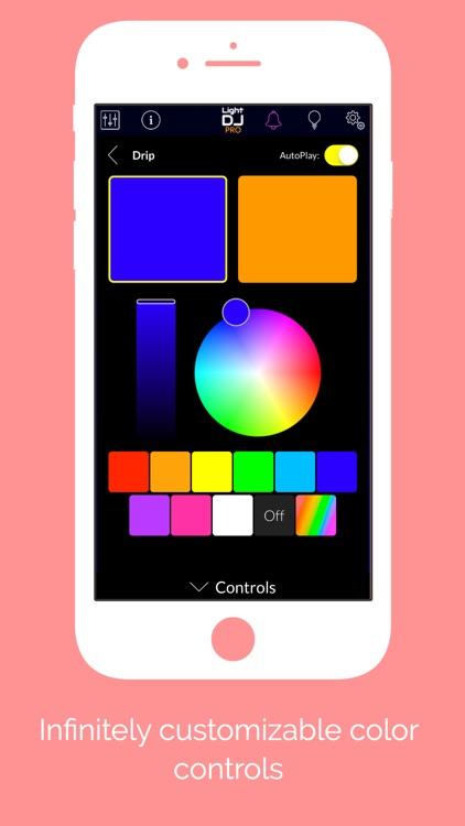 Light DJ Entertainment Effects screenshot-5