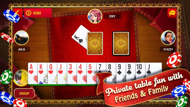 Rummy: Indian Rummy Card Game by Droid-Veda LLP