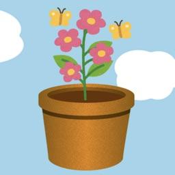 習慣化の花