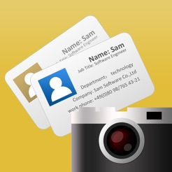 Samcard business card scanner on the app store samcard business card scanner 4 colourmoves Choice Image