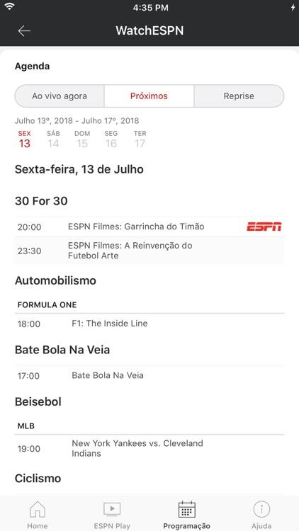 WatchESPN Brasil