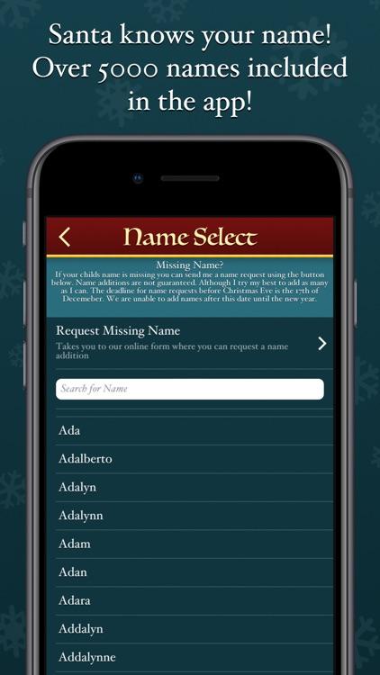 Santa Video Call and Tracker™ screenshot-4
