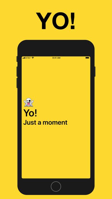 Ghosting Screenshot on iOS