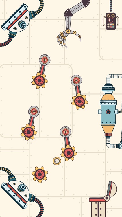 Steampunk Puzzle Physics Game screenshot-4