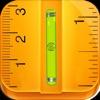 尺子水平仪-距离长度精准测量