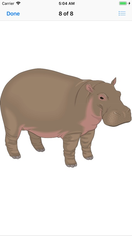 My Hippo Sticker Pack screenshot-7