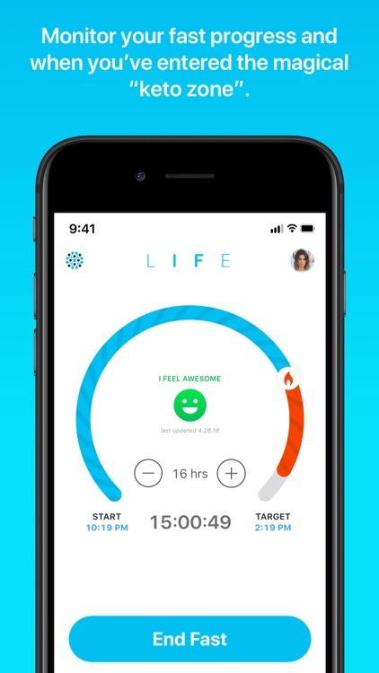 LIFE Fasting Tracker