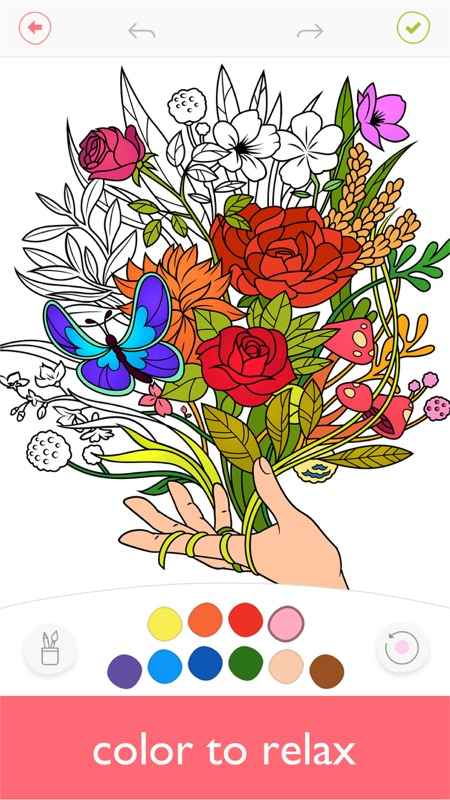 Colorfy: Coloring Art Games Online Hack Tool