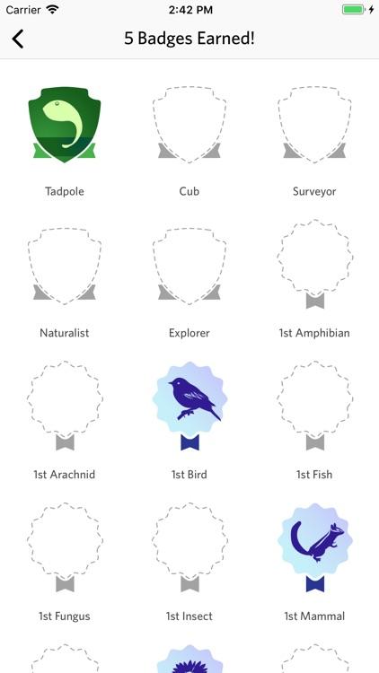 Seek by iNaturalist screenshot-3