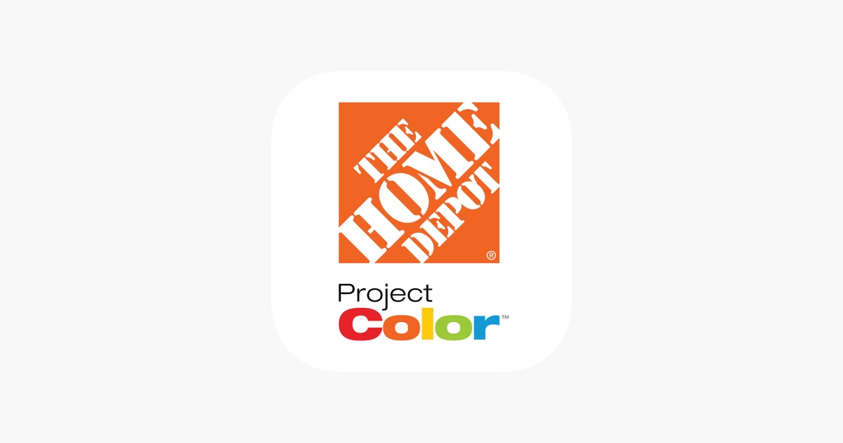 Home Depot Color App: ‎Project Color™ The Home Depot On The App Store