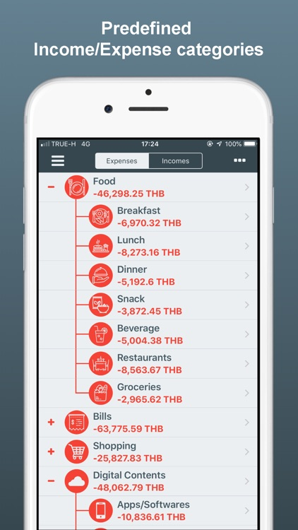 Money Easy - Expense Tracker screenshot-7