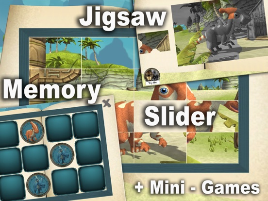 Jurassic Dino Kids Evolution-U Screenshots