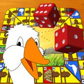 Gänsespiel Brettspiel
