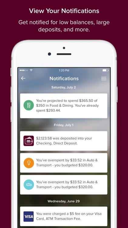 miMoney for State Savings Bank screenshot-4