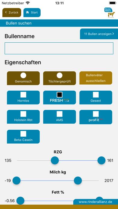 RinderAllianz screenshot 4