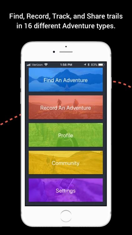Bivy - Find & Track Adventures