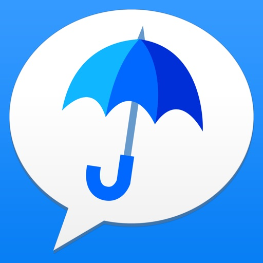 雨降りアラート: お天気ナビゲータ