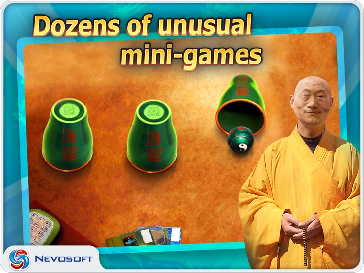 Million Dollar Quest: hidden object adventure HD screenshot-1