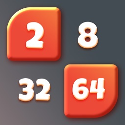 2048 Style Number Puzzle Games