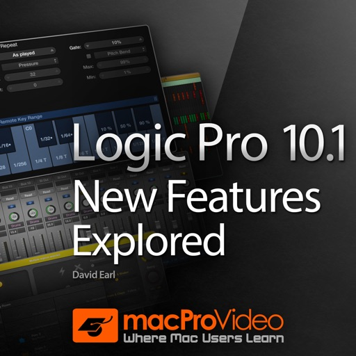 Course For Logic Pro X - 10.1