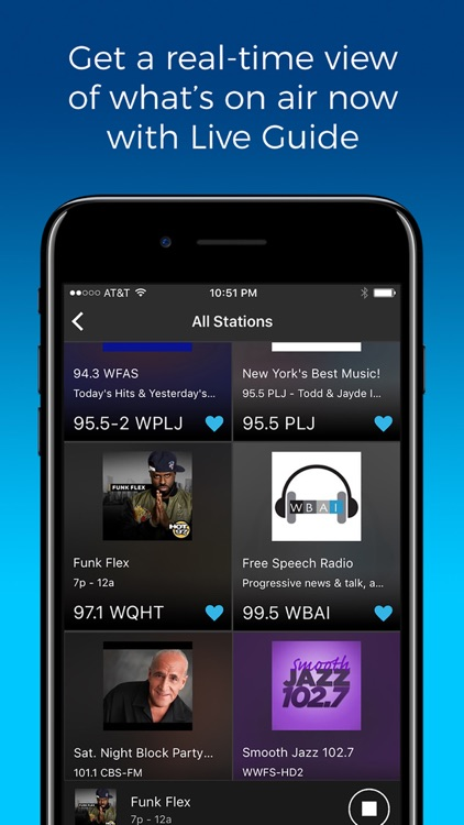 NextRadio - Live FM Radio screenshot-3