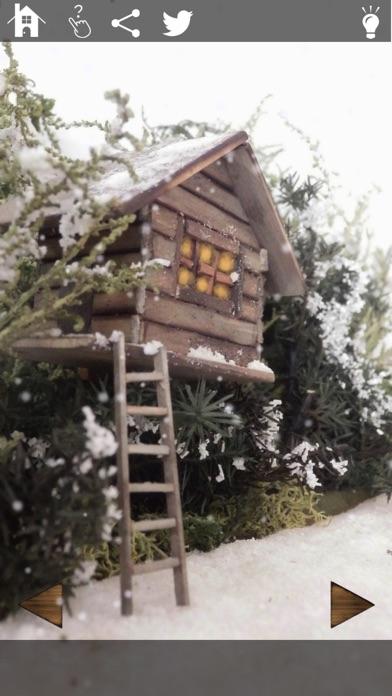 Miniature LAND 2 -雪国からの脱出-のスクリーンショット4