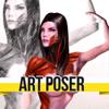 Art Poser