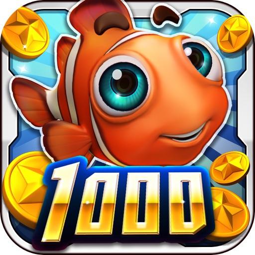 捕魚達人-大型機台打魚完美移植 icon