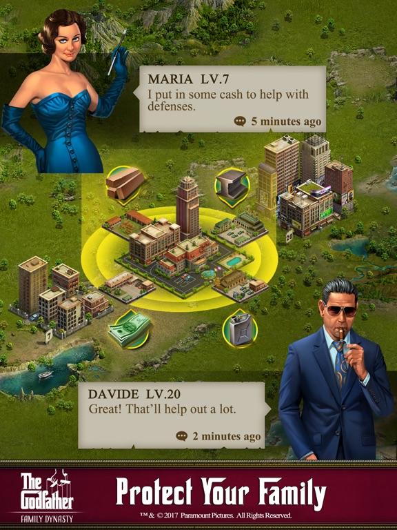 Скачать игру The Godfather Game