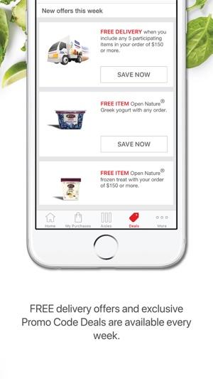 Albertsons Online Shopping 7.1.0 Update
