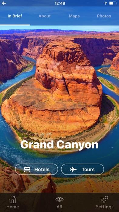 科羅拉多大峽谷 - 大峽谷國家公園屏幕截圖1