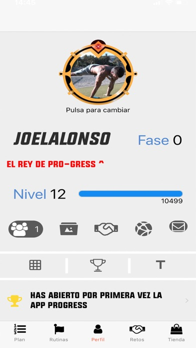 Screenshot for Pro-Gress in Chile App Store