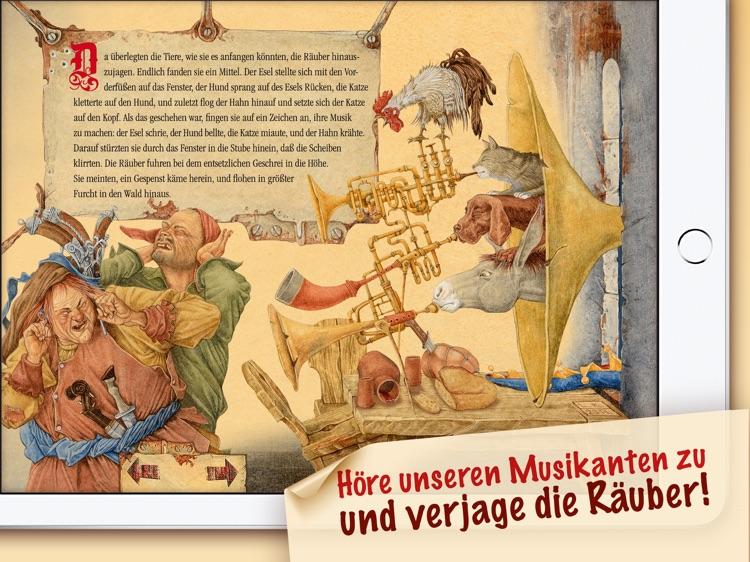 Kaplans Bremer Stadtmusikanten