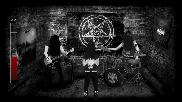 Black Metal Man 2 screenshot-0