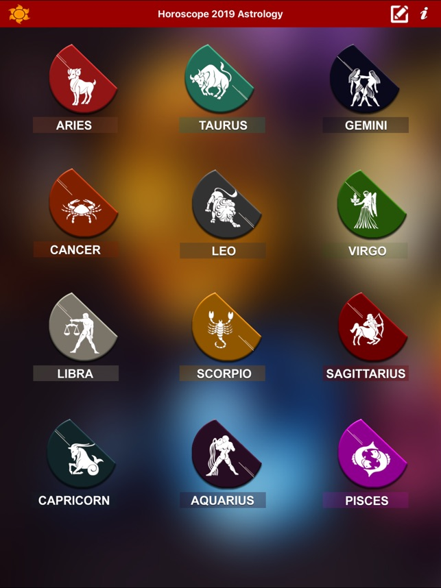Horoscope 2019 Astrology on the App Store